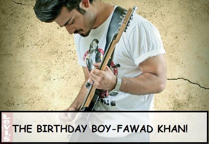 Fawad-Khan-Sophiya-Khan-LEVIS-Summer-2010-5
