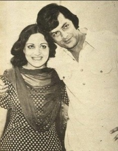 Rani and waheed Murad