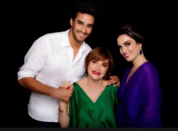 Sonya Jehan family