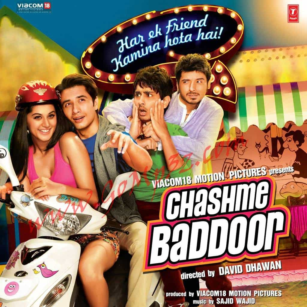 Chashme Baddoor (2013) Hindi MP3 Songs Download