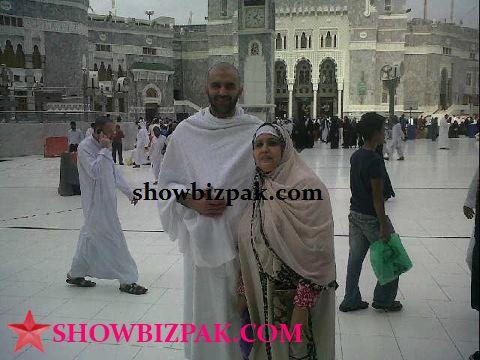 Fotos - Atif Aslam On Hajj Pictures