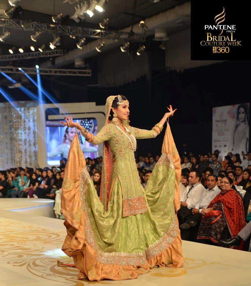 Pantene pakistan fashion week 79