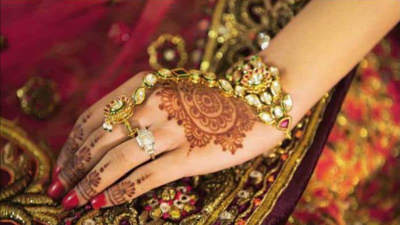 Mehndi Ceremony Explained : Boxer amir khan and faryal makhdoom s wedding pictures