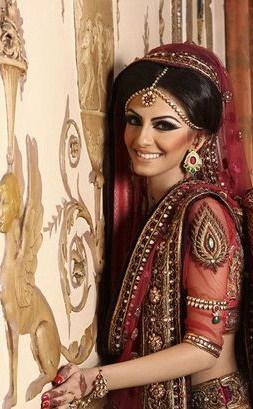 faryal makhdoom bride pic