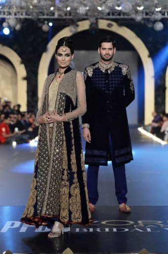 Asifa-Nabeel-Winter-Bridal-Wear-Collection-2013-2014-at-PFDC-L'Oreal-Paris-Bridal-Week-5-331x500