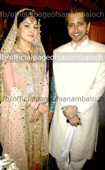 Sanam-Baloch-Walima-Photo's-Collection-1