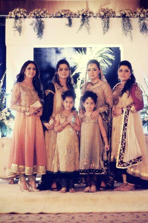 Fashion Designer Maria B S Nikkah Pictures Reviewit Pk