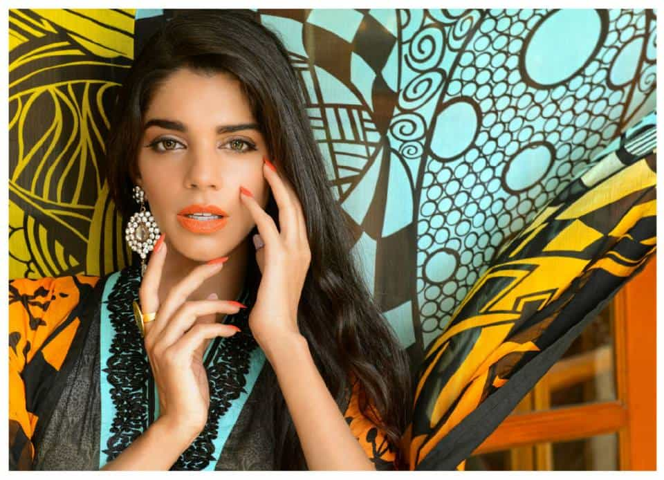sanam saeed - showbiz Competition January 2014