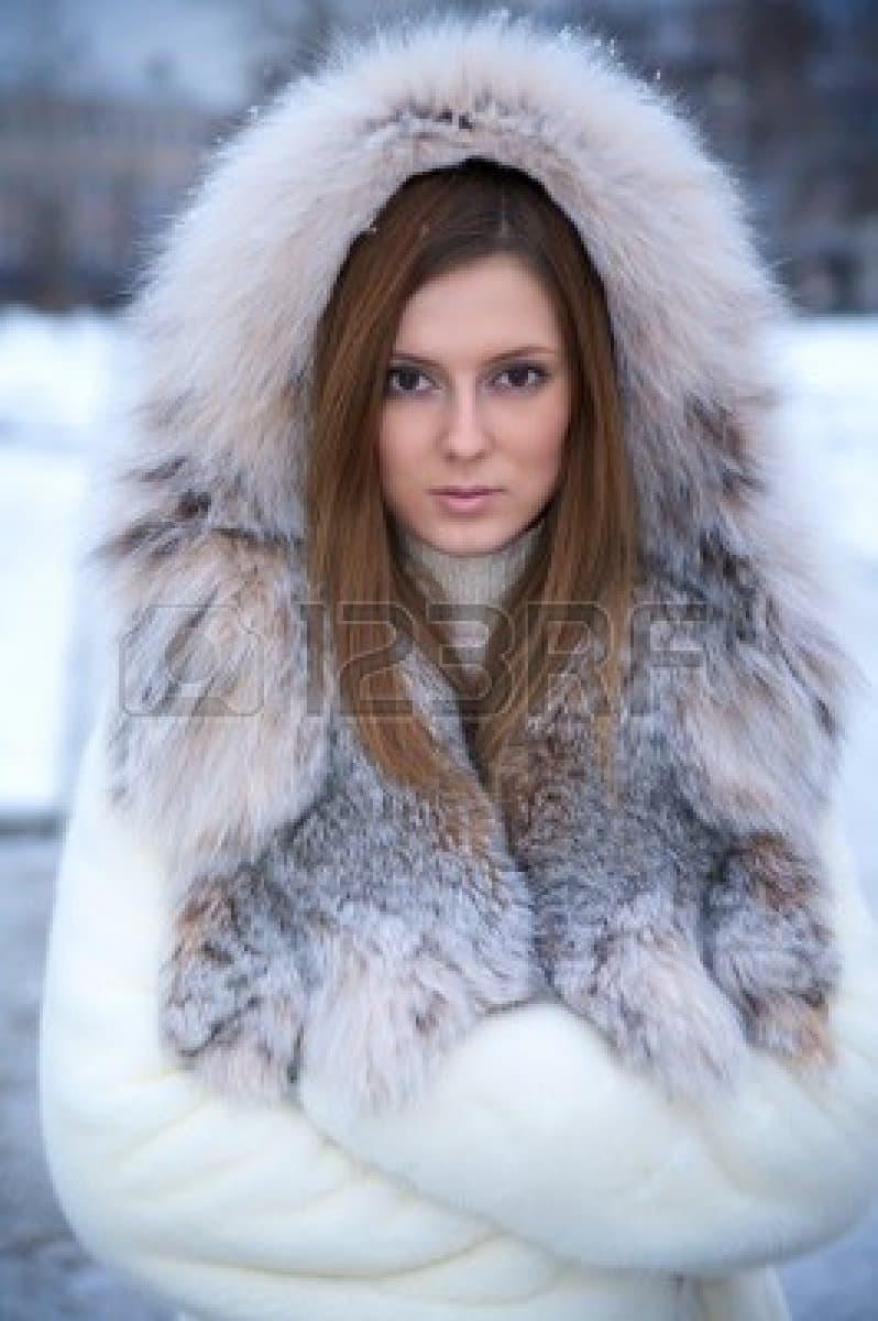 in winter fur - photo #9