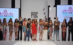 Ammar-Belal-with-Models-on-Ramp1