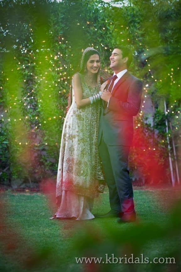 Mansha Pasha Wedding (2)
