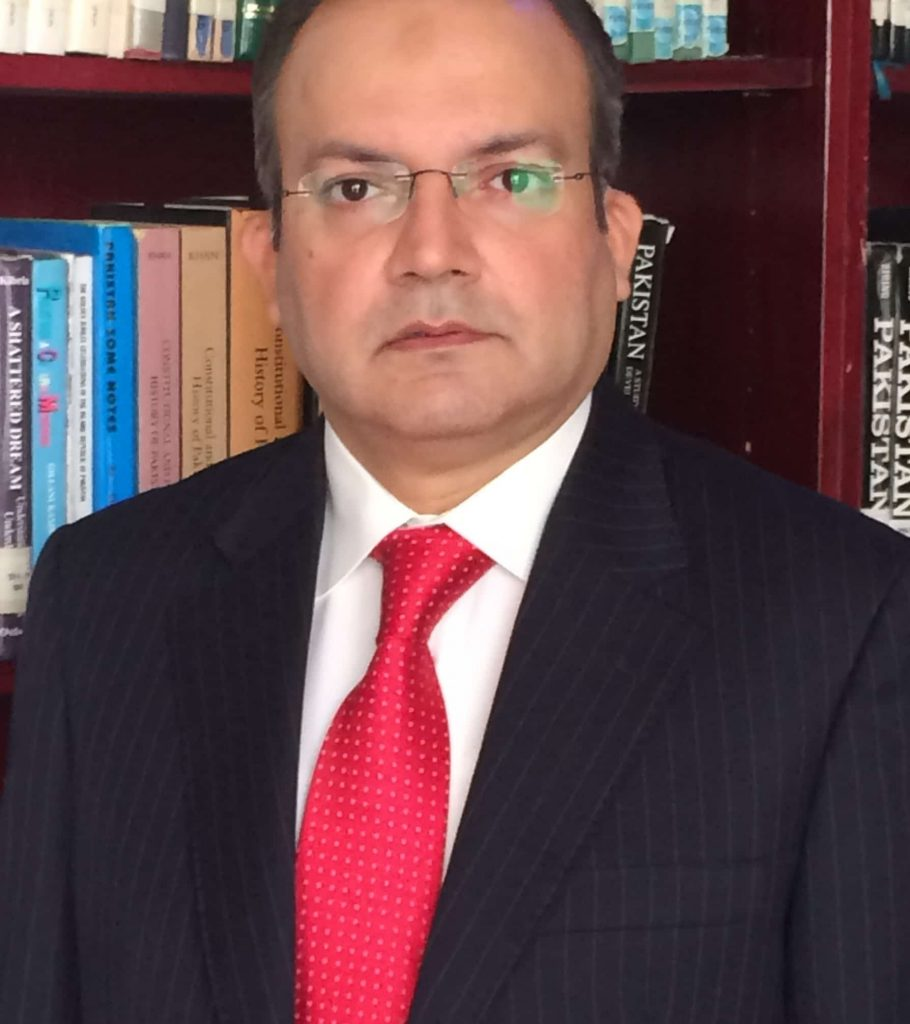 Mubashir Malik The list is nadeem malik - NadeemMalikLive-SamaaTV