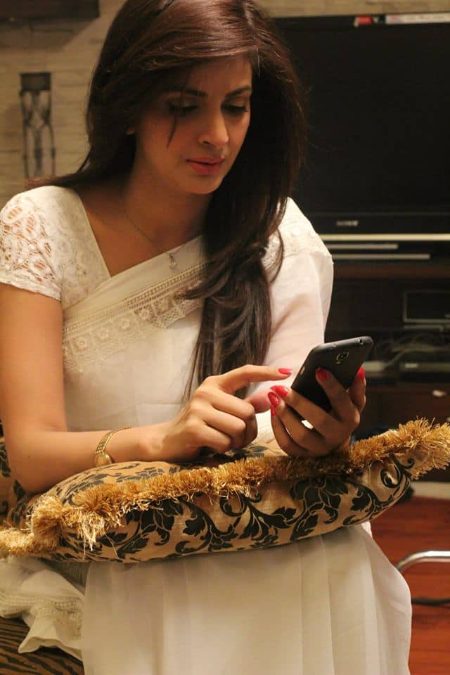 Drama Serial Bunty I Love You On Set Pictures
