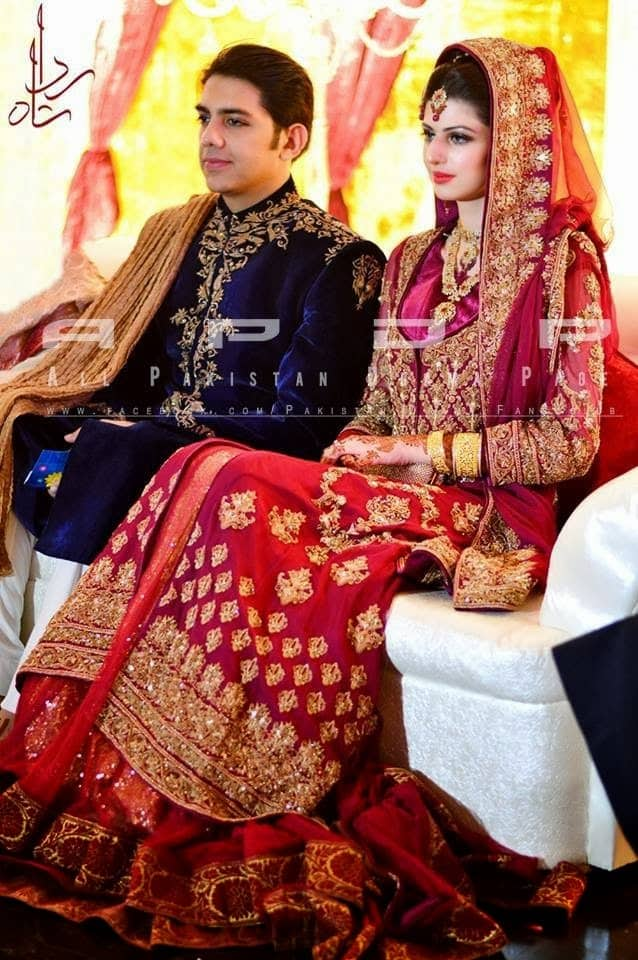 Gohar-Mumtaz-and-Anam-Ahmad-Wedding-Pictures-1