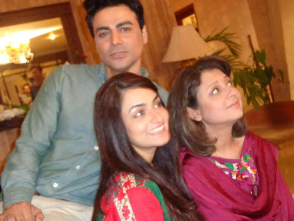 Huma nawab making a comeback in dramas for Roohi bano latest pics
