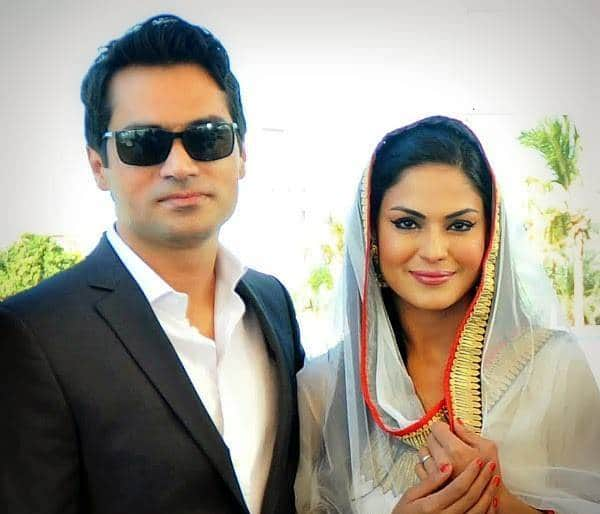 Veena Malik asad bashir