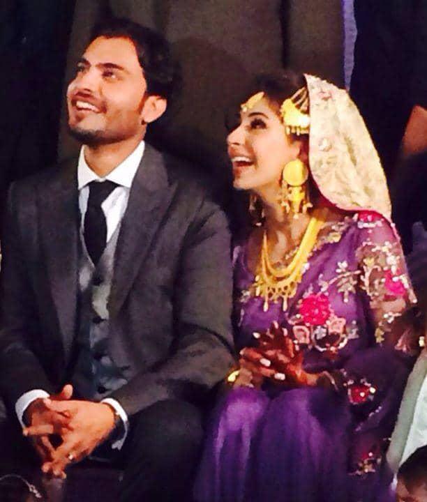 asad siddiqui wedding pics