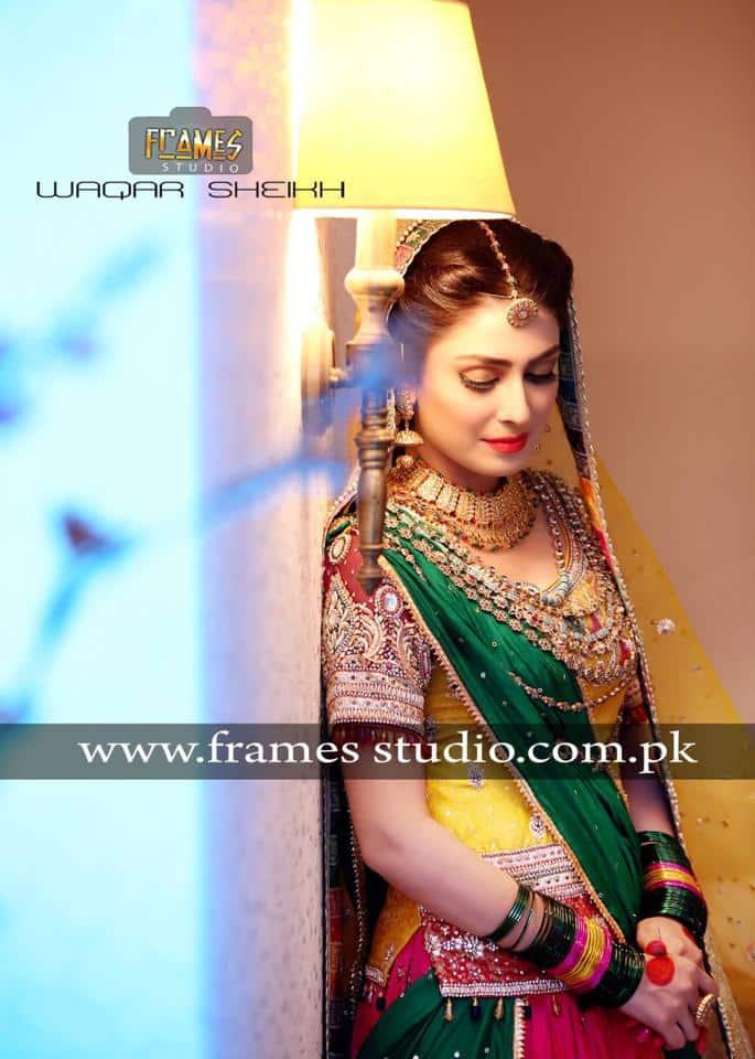 Danish Taimoor - Ayeza Khan Mehandi Pics   Reviewit.pk