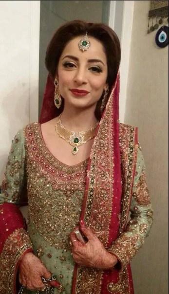Sarwat Gillani Wedding Dress Designer