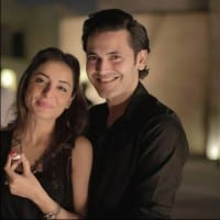 Sarwat Gillani and Fahad Mirza Post-Wedding Pictures