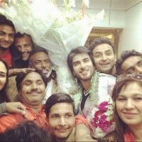 """The Shooting Of """"Mera Naam Yousuf Hai"""" Comes To An End"""