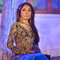 Sharmila Farooqui's Wedding Pictures And Dance Video