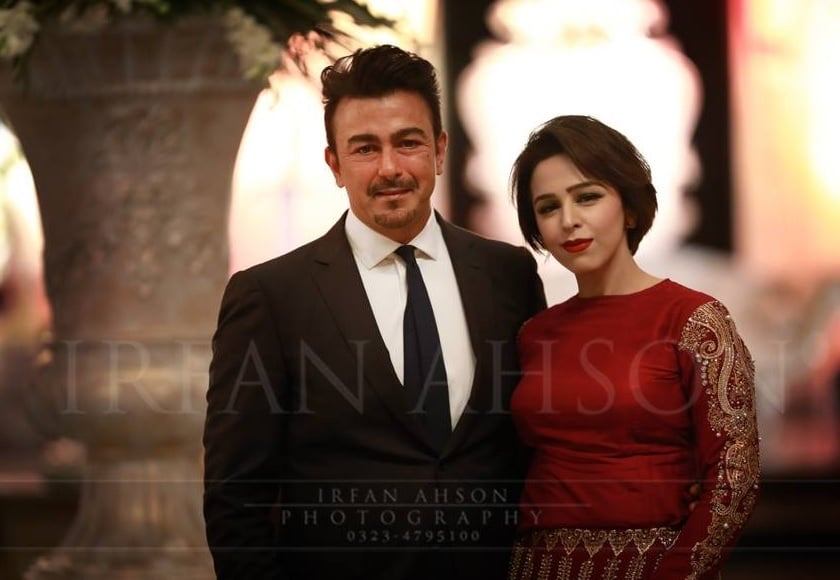 Shan khan wedding