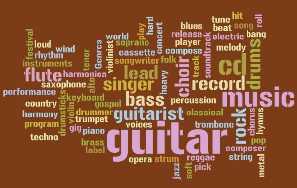 music-wordle