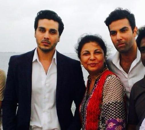 ahsan khan and ayesha