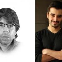 War Of Words Between Hamza Ali Abbasi & Nadeem Farooq Paracha