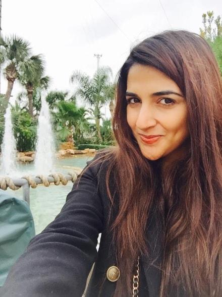 Rabab Hashim Enjoying Her Holidays - Pictures | Reviewit pk