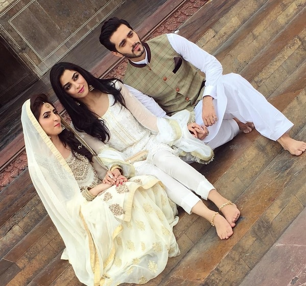Maya Ali At A Friend S Wedding Pictures Reviewit Pk