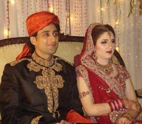 Sara chaudhry wedding pictures husband