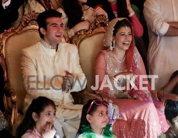 wedding pictures of pakistani celebrities reviewitpk
