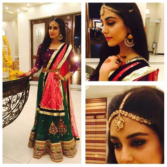 Maya Ali At A Friend's Wedding - Pictures | Reviewit pk