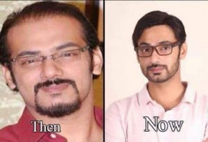 Zahid then and now