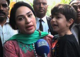 Court Grant Son's Temporary Custody to Humaira Arshad