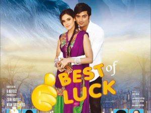 best of luck 9