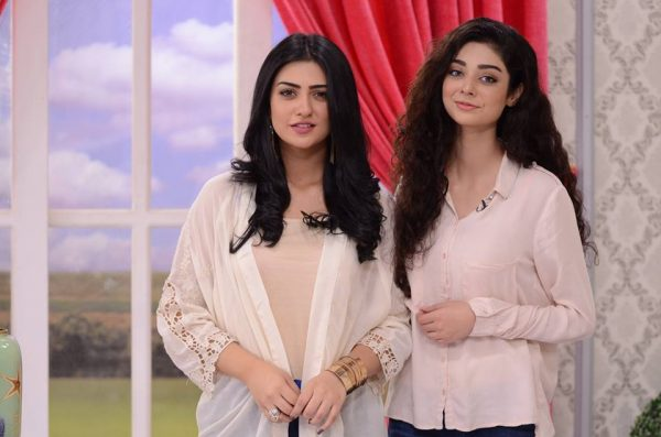 Sisters (Sara Khan and Noor Khan) Vs Brothers (Ali Agha