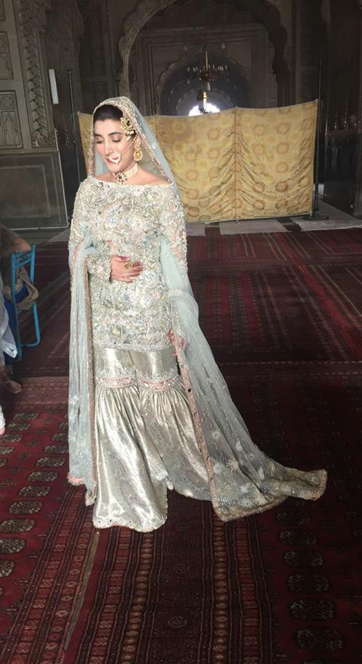 Urwa Hocane and Farhan Saeed's Nikaah Ceremony