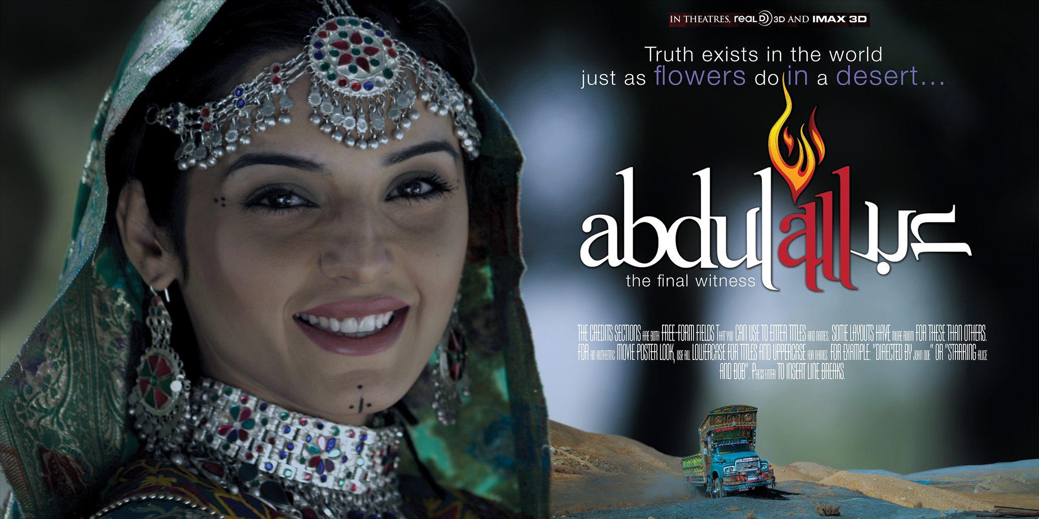 Imran Abbas and Sadia Khans upcoming Abdullah 2