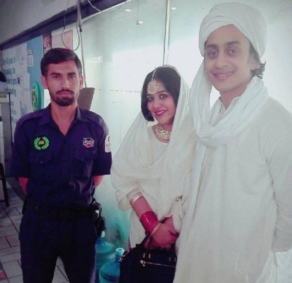 Yasra Rizvi's Nikkah Pictures