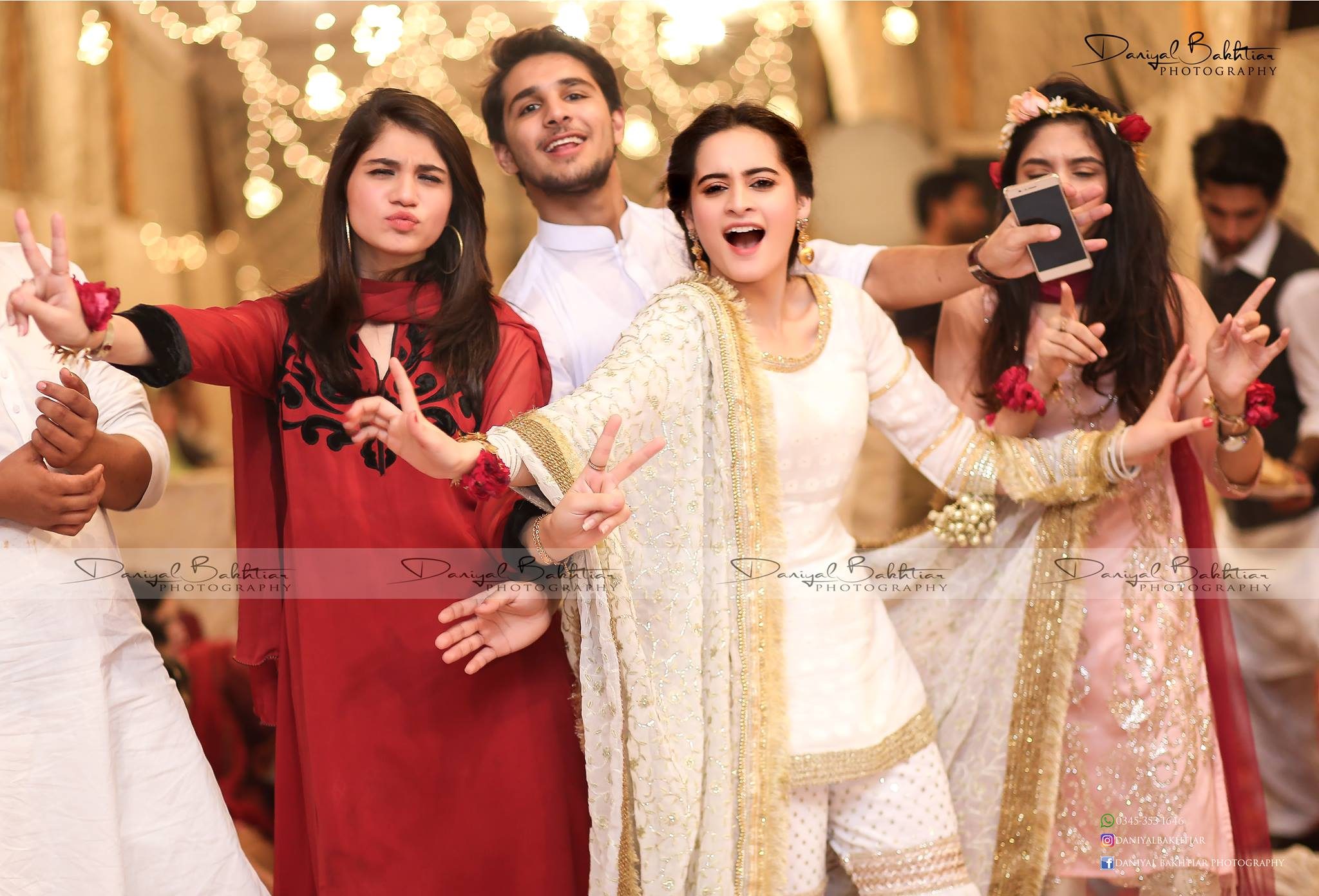 Image result for Aiman Khan dholki pics