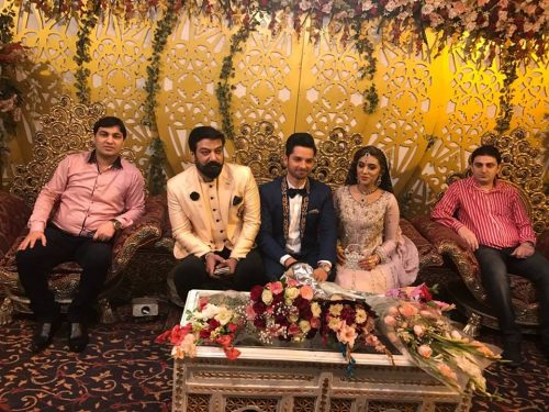 Noman Habib's Wedding Reception - Pictures and Videos