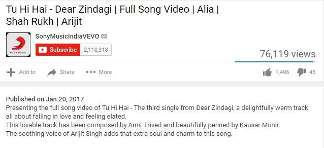 Ali Zafar's Tu Hi Hai Is Finally Out