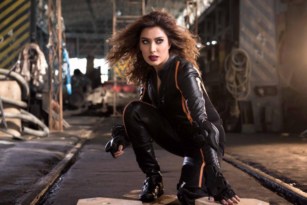 Mehwish Hayat Looks Exceptional In This Supergirl Avatar