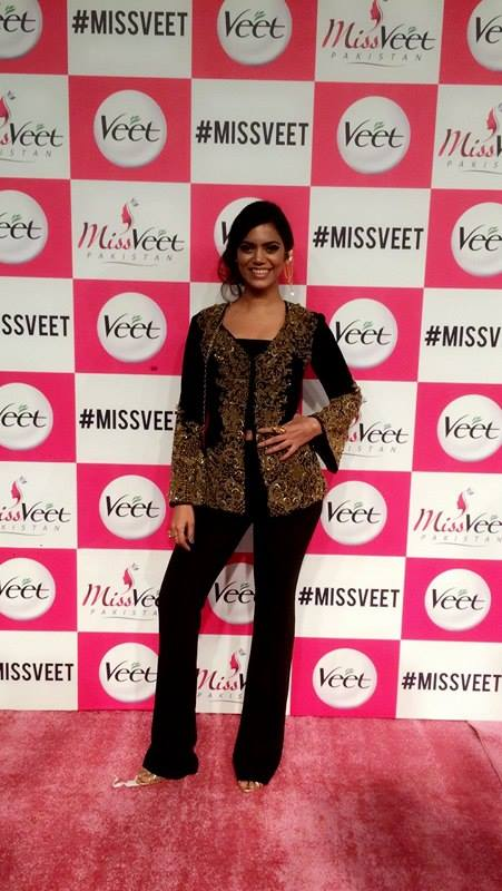 Celebritites at Miss Veet Pakistan 2016 Finale