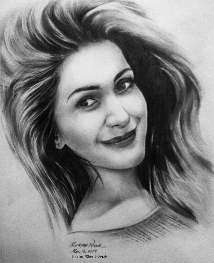 This Pakistani artist's sketches will blow your mind
