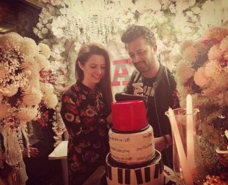 Atif Aslam's birthday pictures are adorable