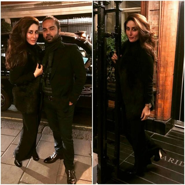 Ace Designer Faraz Manan Spotted With Kareena Kapoor? What Are They Up To?